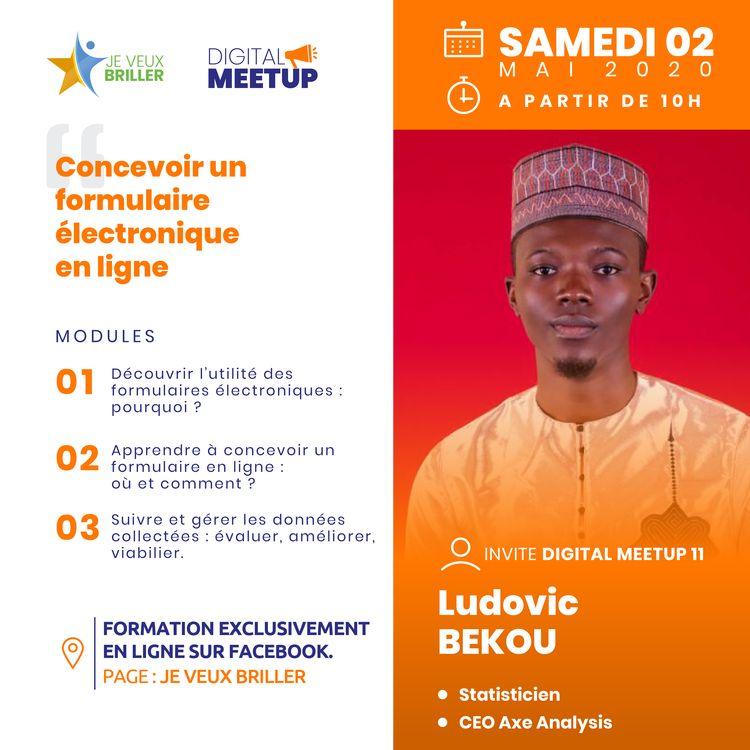 Digital Meetup 11 : Créer des formulaires électroniques