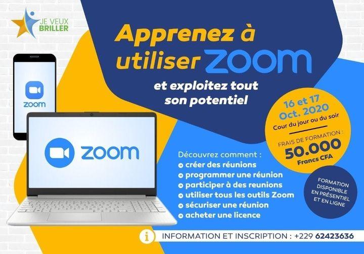 Formation : Apprenez à utiliser Zoom et exploitez tout son potentiel